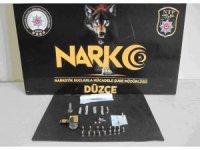 Düzce'de uyuşturucu operasyonu: 4 tutuklama