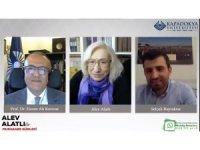 Kapadokya Üniversitesi, İHA'nın mimarı Selçuk Bayraktar'ı ağırladı