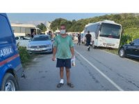 Sakarya'daki patlamada yaralanan genç konuştu