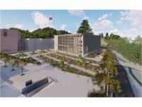 Kdz.Ereğli Belediyesi  kent meydanı ve kültür sanat merkezi projesini tanıttı