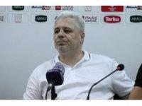 """Marius Sumudica: """"Bu 3 puanın bizi Süper Ligde tutacağına inanıyoruz"""""""