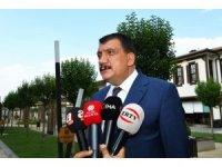 Gürkan yeni Adliye Sarayı hakkında bilgi verdi