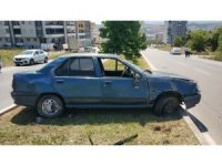Bakıma götürdüğü araçla kaza yaptı: 1 yaralı