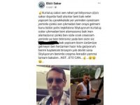 Sosyal medyadan devlete hakaret eden şahıs tutuklandı