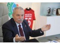 """Başkan Demirtaş: """"Halkımızdan aldığımız güç, hizmet olarak ilçemize dönüyor"""""""