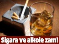 Tiryakilere duyuru; Sigara ve alkole ÖTV zammı geldi