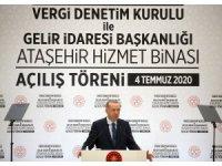 """Erdoğan: """"Salgının dünya ekonomisinde küçülmeye yol açtığı dönemde Türkiye'nin olumlu yönde ayrışacağına inanıyoruz"""""""