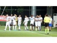 TFF 1. Lig: Menemenspor: 4 - Adanaspor: 2
