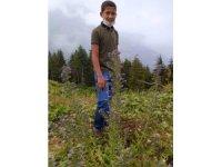 Rize'de piknik esnasında kaybolan 11 yaşındaki, çocuk için arama çalışmaları başlatıldı