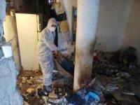 Konak'ta çöp eve geçit yok