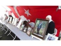 HDP önündeki ailelerin evlat nöbeti 307'nci gününde
