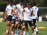 Beşiktaş, Kayserispor maçının hazırlıklarını tamamladı