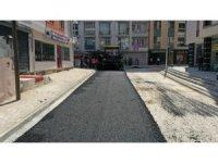 Türkoğlu 1 ve 2'inci sokak yenilendi