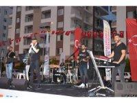 Mersin Büyükşehir Belediyesi'nin konserleri kente yayılıyor