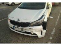 Mardin'de zincirleme trafik kazası: 4 yaralı