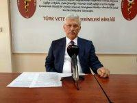 """TVHB Merkez Konseyi Başkanı Eroğlu: """"Her yıl ortaya çıkan 5 yeni insan hastalığının 3'ü hayvan orijinlidir"""""""
