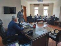 Arpaçay'da belediye meclisi 3 ay sonra toplandı