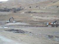 Güresin barajı 3 bin 340 dekar alanın sulanmasını sağlayacak