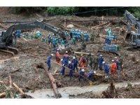 Japonya'daki sel faciasında ölü sayısı 44'e yükseldi