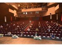 """Maltepe'de """"yeni normalin"""" ilk Meclis toplantısı yapıldı"""
