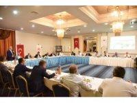 Başkan Ergün, Bakan Pakdemirli'ye Büyükşehir'in yatırımlarını anlattı