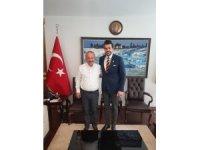 Denizli Fenerbahçeliler Derneğinden Vali Atik'e hayırlı olsun ziyareti