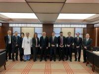 Uşak Üniversitesi, Teikyo Üniversitesi ile işbirliğine imza  attı