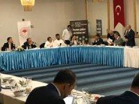 Başkan Kayda, Bakan Pakdemirli'ye Salihli'nin taleplerini iletti