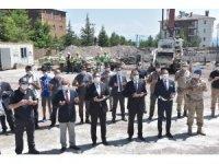Ahlat'ta 12 derslikli okulun temeli törenle atıldı