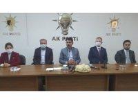 Başkan Ceyhun, Bakan Kurum'un Kütahya ziyaretini değerlendirdi