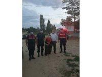 Kayıp yaşlı kadın 2 saat sonra bulundu