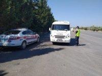 Balıkesir'de jandarmadan trafik uygulaması