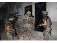 Adana'da hava destekli narkotik operasyonu: 40 gözaltı kararı