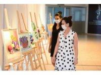 Muratpaşa'da ilk sergiler, yeni normallerle açıldı