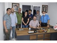 Milliyetçi Çalışanlar Derneği üyeleri toplandı