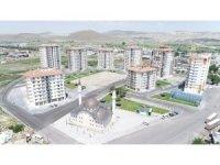 Melikgazi Belediyesi ihale ile 96 adet daire satacak
