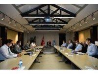 Başkan Büyükkılıç'tan ulaşım koordinasyon toplantısı