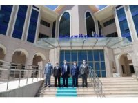 Trakya Üniversiteler Birliği'nin 17. Üst kurul toplantısı, Kırklareli Üniversitesi ev sahipliğinde gerçekleştirildi