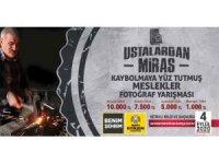 """Konya'da, """"Ustalardan Miras"""" fotoğraf yarışması"""