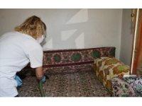 Beypazarı Belediyesinden vatandaşlara evde bakım hizmeti