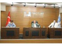 Hacılar Belediye Meclisi Temmuz ayı toplantısını gerçekleştirdi