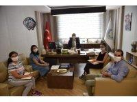 Manisa Büyükşehir Belediyesinin çevreci yatırımına hibe desteği
