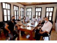Mudanya'da muhtarlara hayvanları koruma kanunu anlatıldı