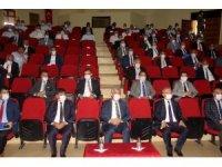 Erzincan'da 2020 yılının üçüncü İl Koordinasyon Kurulu toplantısı yapıldı