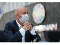 Kocasinan Belediyesi'nden yoğun ilgi gören ihalelere koronavirüs önlemi