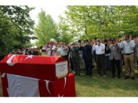 Kocaeli'de boğulan polis memuru toprağa veridi