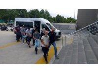 FETÖ'nün 'Hizmet hattına' operasyon: 12 İnfaz koruma memuru gözaltında