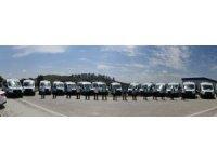 Büyükşehir cenaze nakil aracı sayısı 35'e yükseldi