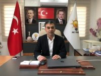 """AK Parti  Kozan İlçe Başkanı Bilgili: """"Yeter ki hizmet etsinler"""""""