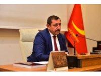 """Başkan Vidinlioğlu, """"Mecliste canlı yayındayken kimse siyaset yapmasın"""""""